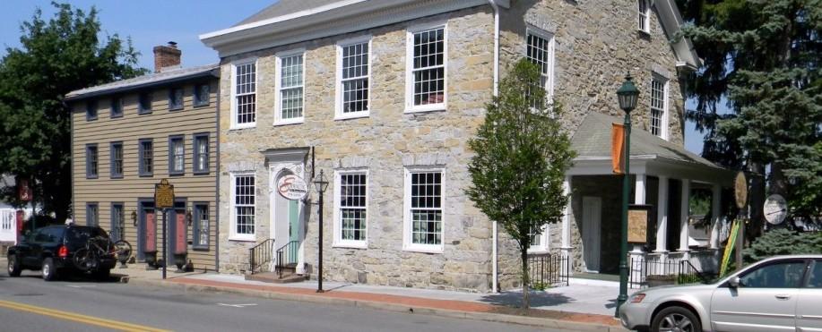 Governor Snyder Mansion